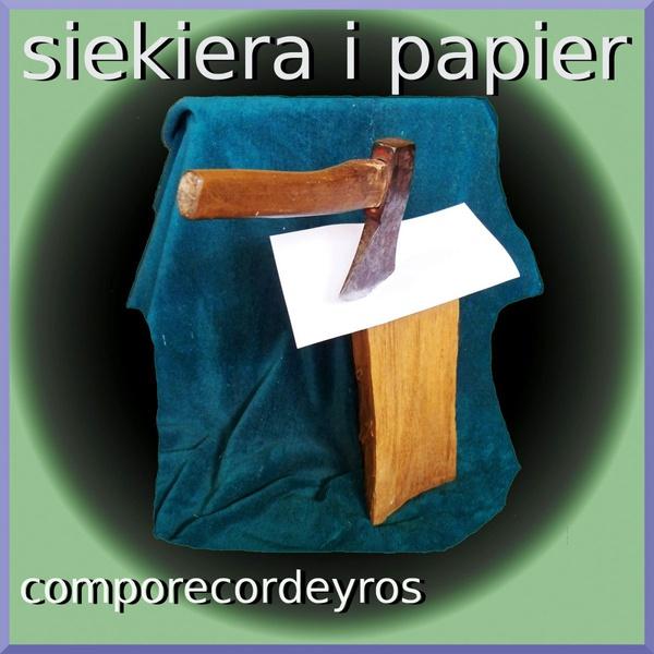 Siekiera i papier (teksty)
