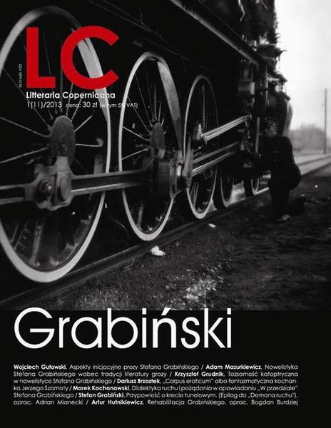 Litteraria Copernicana 1(11)/2013: Stefan Grabiński