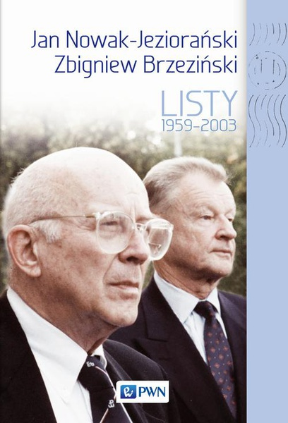 Jan Nowak Jeziorański, Zbigniew Brzeziński. Listy 1959-2003