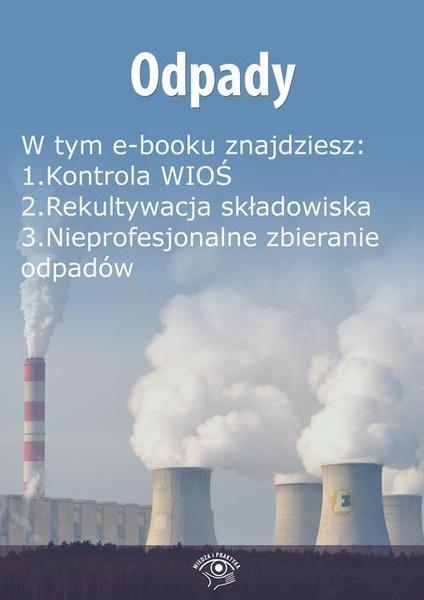 Odpady, wydanie sierpień 2014 r.
