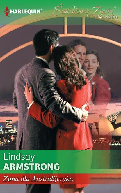 Żona dla Australijczyka - Lindsay Armstrong,Armstrong Lindsay