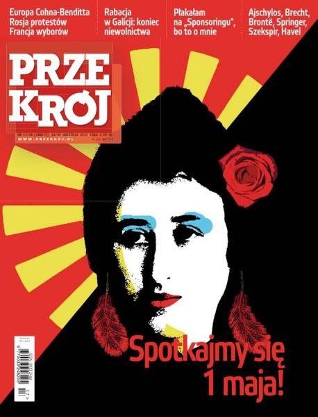 """""""Przekrój"""" nr 17182012"""