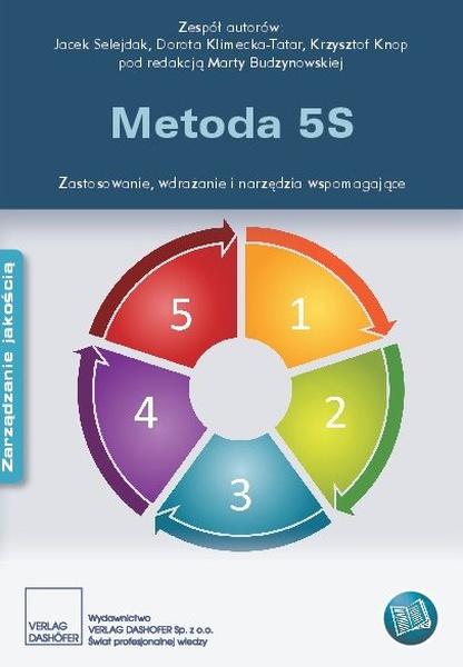 Metoda 5S. Zastosowanie, wdrażanie i narzędzia wspomagające