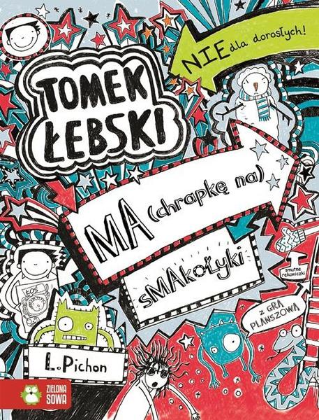 Tomek Łebski ma chrapkę na smakołyki