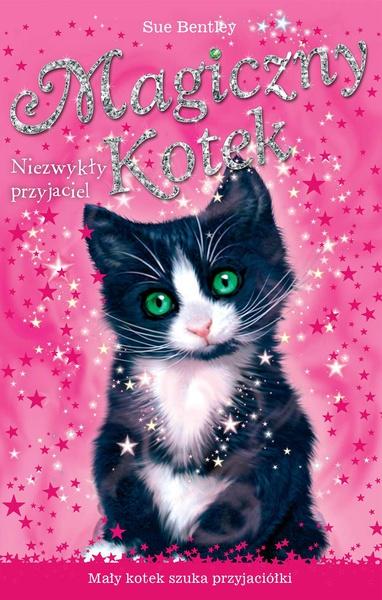 Niezwykły przyjaciel. Magiczny kotek