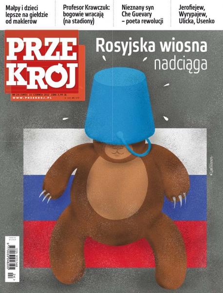 """""""Przekrój"""" nr 242012"""