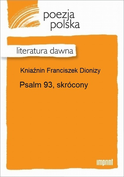Psalm 93, skrócony