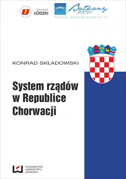 System rządów w Republice Chorwacji