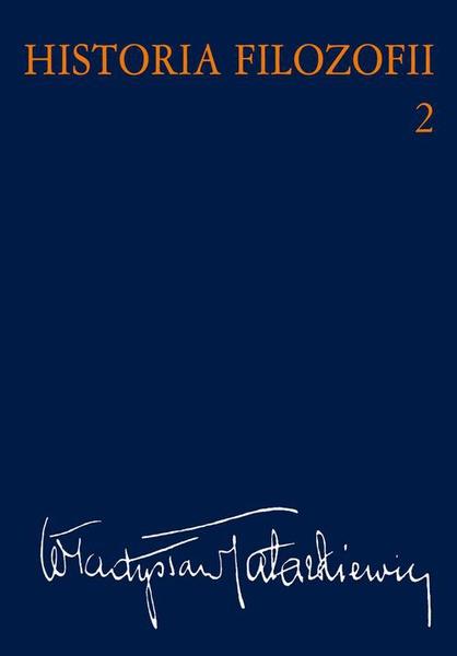Historia filozofii Tom 2