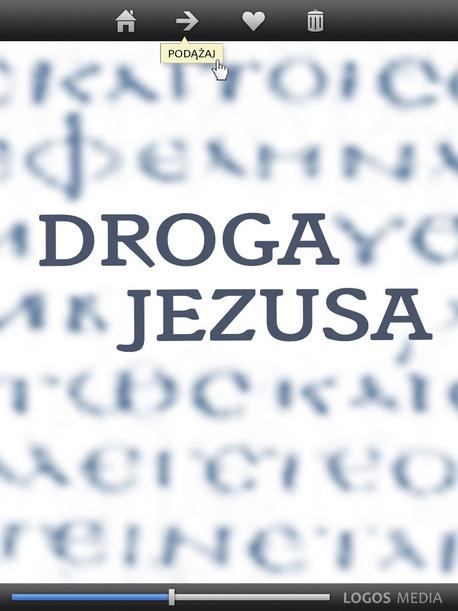 DROGA JEZUSA. Ewangelia według Łukasza, przekład współczesny - L.M. Book,Św. Łukasz