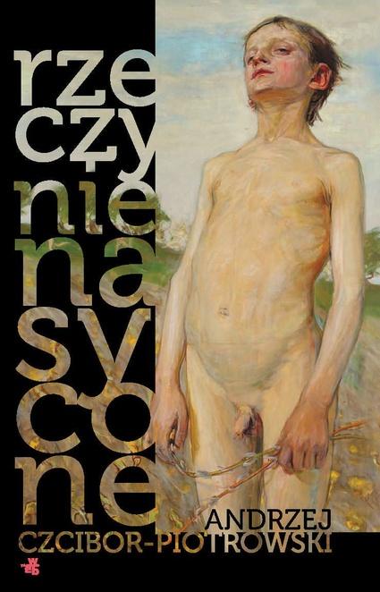 Rzeczy nienasycone - Andrzej Czcibor Piotrowski