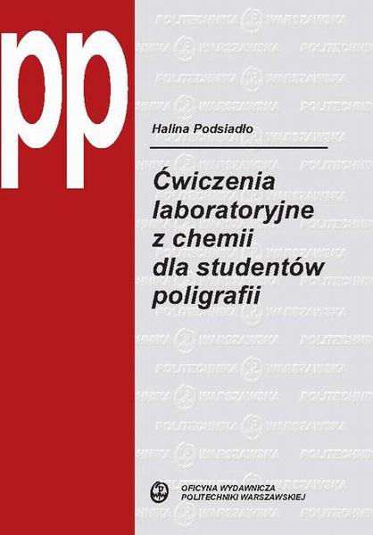 Ćwiczenia laboratoryjne z chemii dla studentów poligrafii