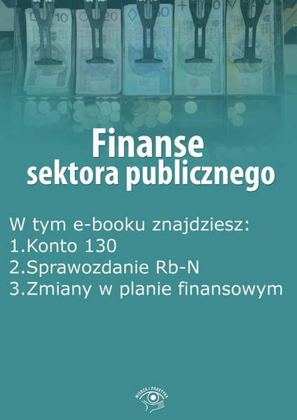 Finanse sektora publicznego, wydanie luty 2016 r.