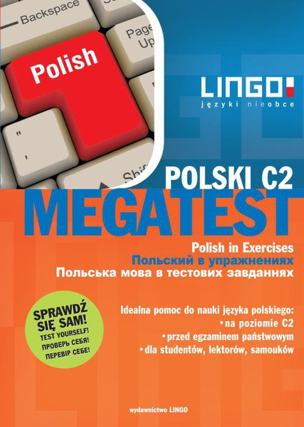 POLSKI C2 MEGATEST Polish in Exercises