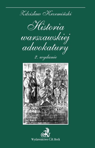 Historia warszawskiej adwokatury