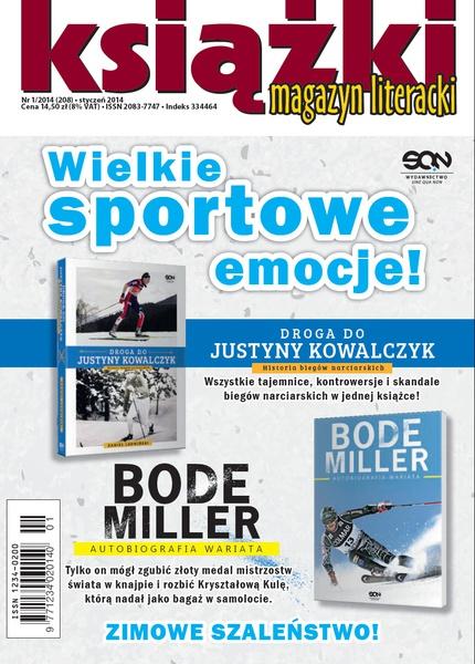 Magazyn Literacki KSIĄŻKI 1/2014