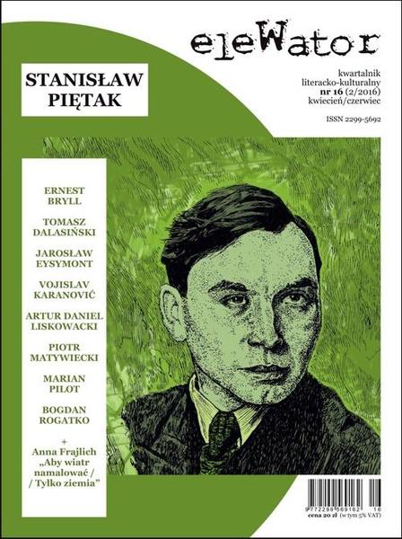 eleWator 16 (2/2016) - Stanisław Piętak