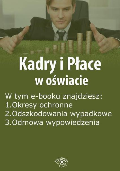Kadry i Płace w oświacie, wydanie maj 2016 r.