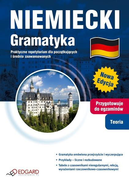 Niemiecki Gramatyka.