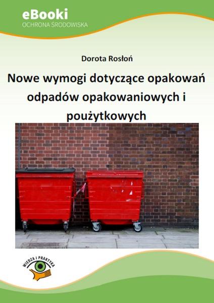 Nowe wymogi dotyczące opakowań odpadów opakowaniowych i poużytkowych