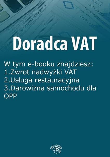 Doradca VAT, wydanie maj 2015 r.