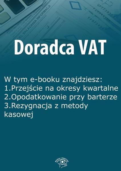 Doradca VAT, wydanie wrzesień 2015 r.