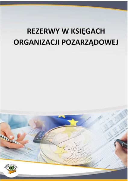 Rezerwy w księgach organizacji pozarządowej