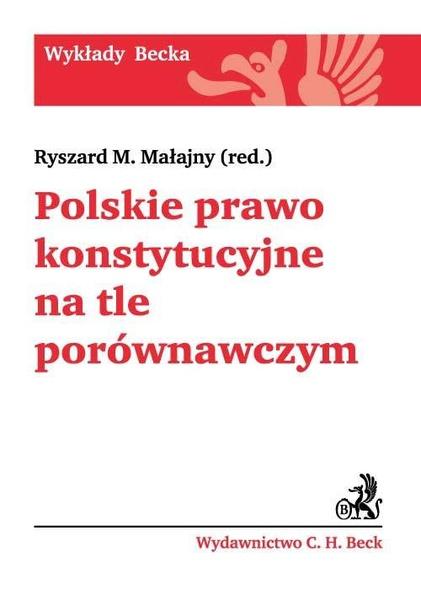 Polskie prawo konstytucyjne na tle porównawczym
