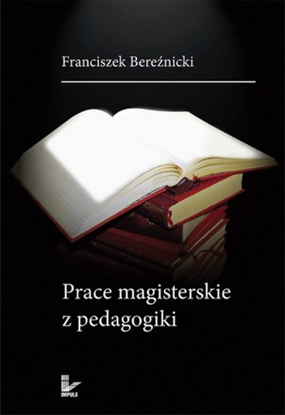 Prace magisterskie z pedagogiki