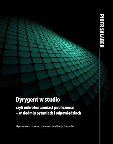 Dyrygent w studio