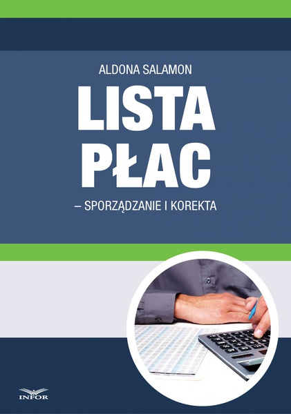 Lista płac - sporządzanie i korekta