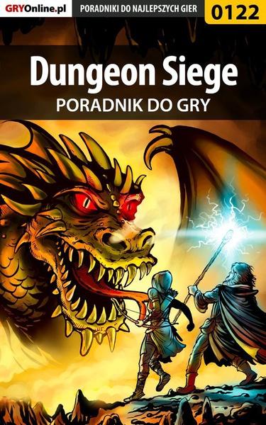 Dungeon Siege - poradnik do gry