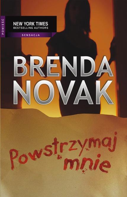 Powstrzymaj mnie - Brenda Novak