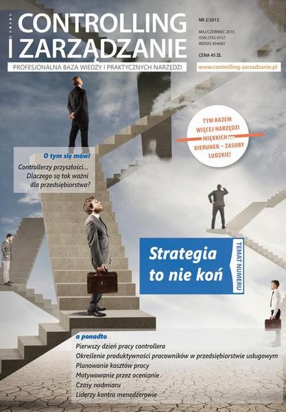 Controlling i Zarządzanie (nr 3/2015)