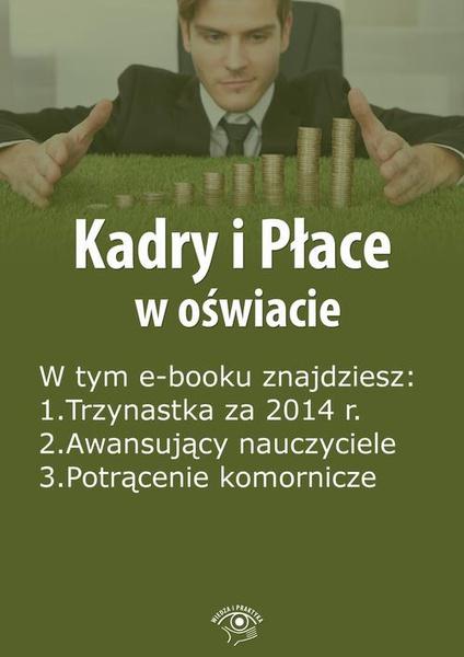 Kadry i Płace w oświacie, wydanie luty 2015 r.