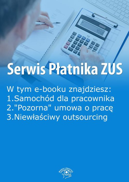 Serwis Płatnika ZUS, wydanie wrzesień 2015 r.