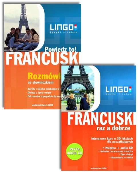 PAKIET: Język francuski