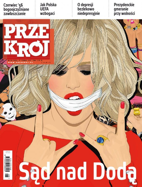 """""""Przekrój"""" nr 262012"""