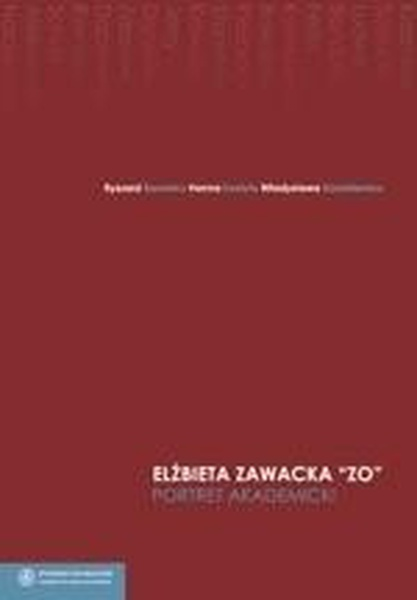 """Elżbieta Zawacka """"Zo"""" - portret akademicki"""