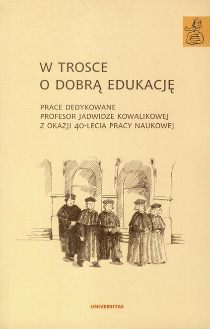 W trosce o dobrą edukację - Anna Janus-Sitarz