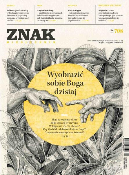 Miesięcznik Znak. Maj 2014