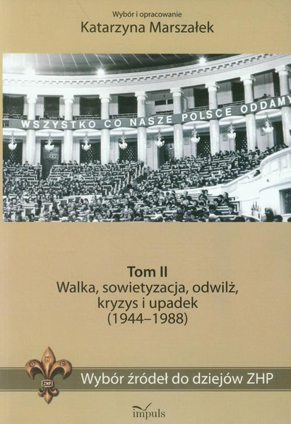 Wybór źródeł do dziejów ZHP Tom 2