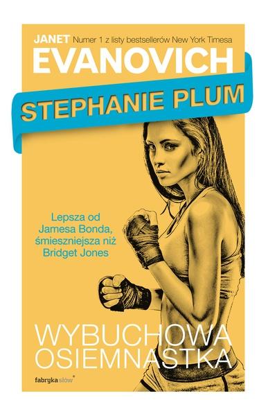 Stephanie Plum - Wybuchowa osiemnastka