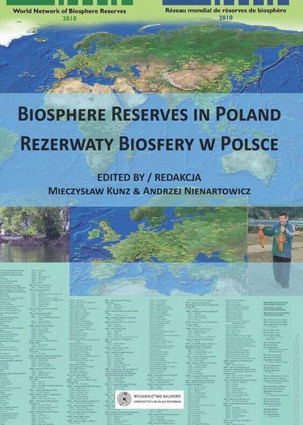 Rezerwaty biosfery w Polsce. Biosphere reserves in Poland