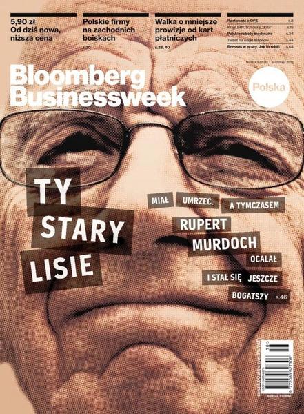 """""""Bloomberg Businessweek"""" wydanie nr 18/13"""