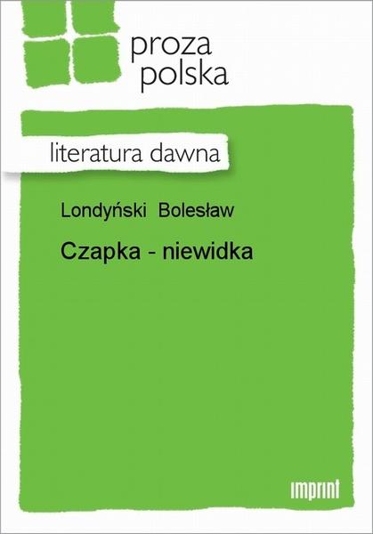 Czapka - Niewidka