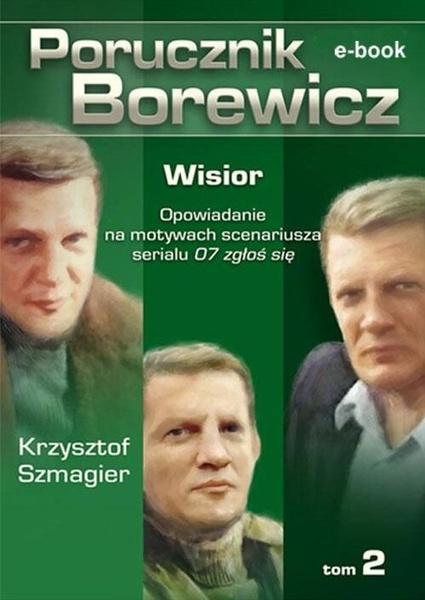 Porucznik Borewicz. Wisior. Tom 2