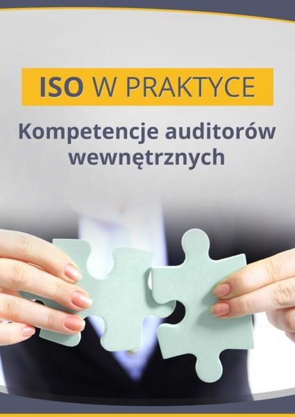 Kompetencje auditorów wewnętrznych