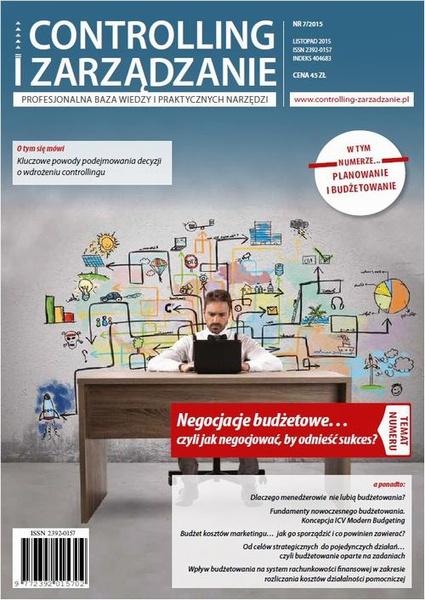 Controlling i Zarządzanie (nr 7/2015)