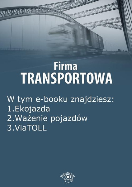 Firma transportowa, wydanie październik 2014 r.